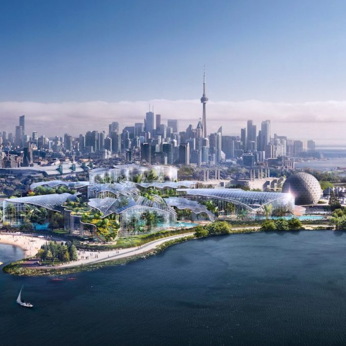 Therme Group to transform Toronto's Ontario Place into water and wellness destination