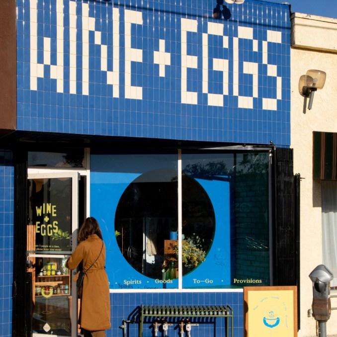 Wine & Eggs by Sing-Sing