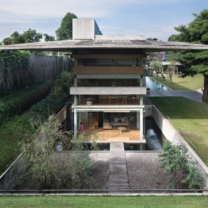 IH Residence in Bandung, Indonesia, by Adramatin