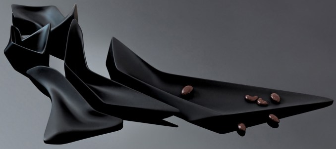 Niche Centrepiece for Alessi by Zaha Hadid