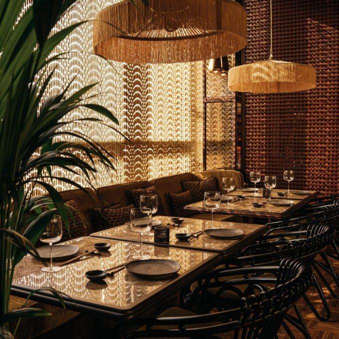 Mimi Kakushi restaurant by Pirajean Lees