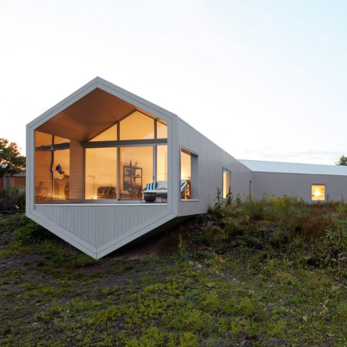 Salt Point Residence by Reddymade and Ai Weiwei