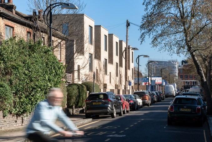 Blenheim Grove housing