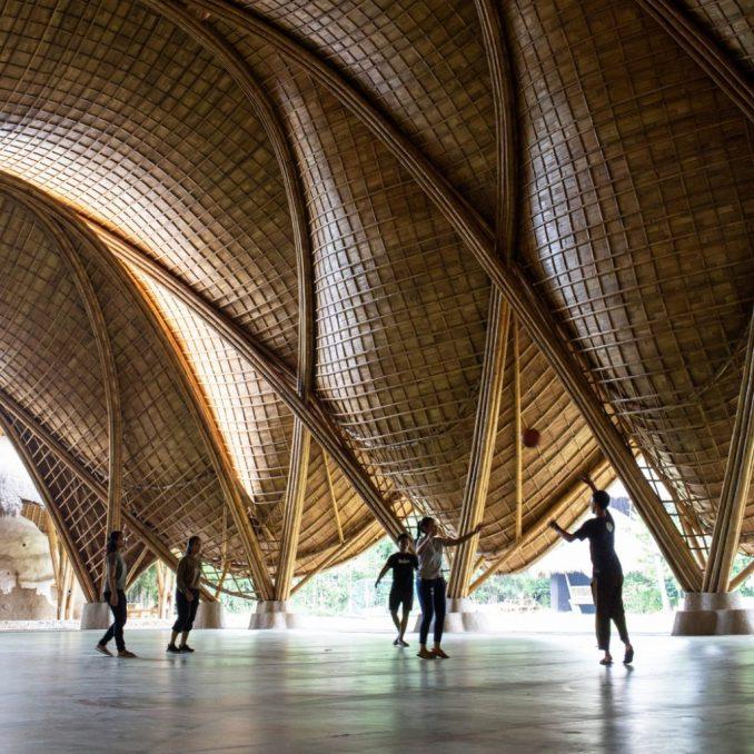 The Arc Green School Bali by IBUKU