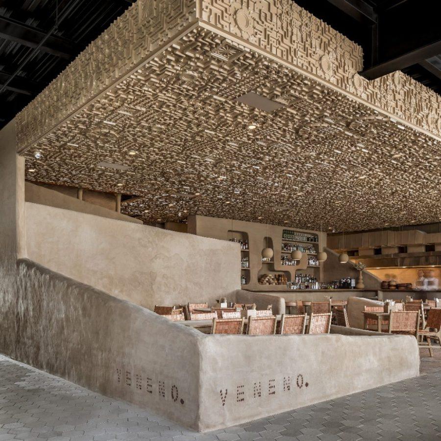Veneno by Monteon Arquitectos Asociados