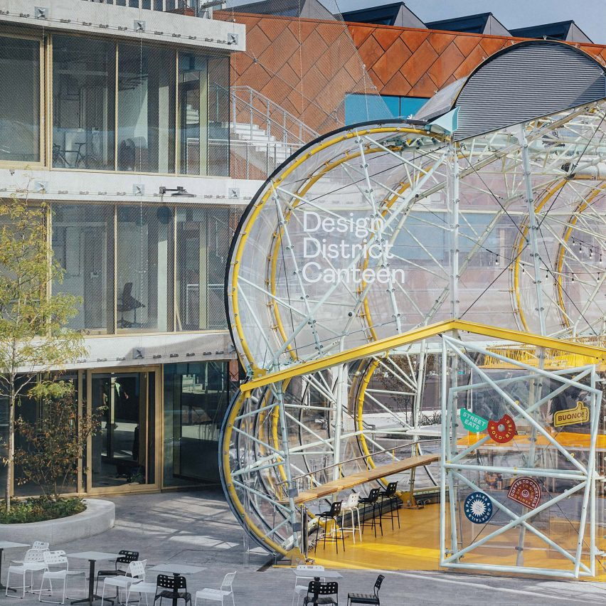 London's Design District officially opens to the public