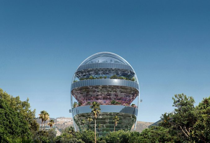 The Star in Hollywood by MAD Architects