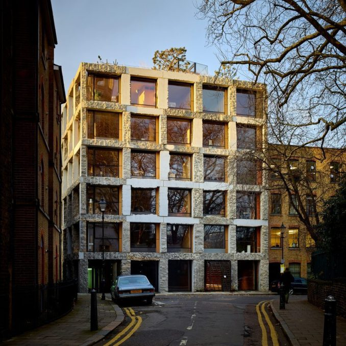 15 Clerkenwell Close by Groupworks