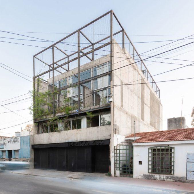 The Tríptico Building