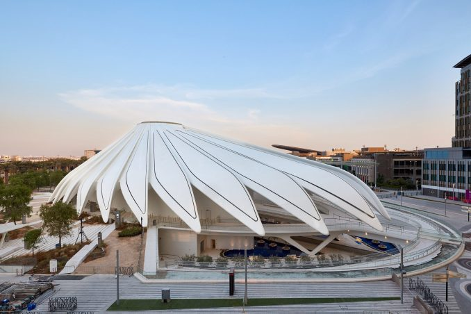 UAE Pavilion at Dubai Expo