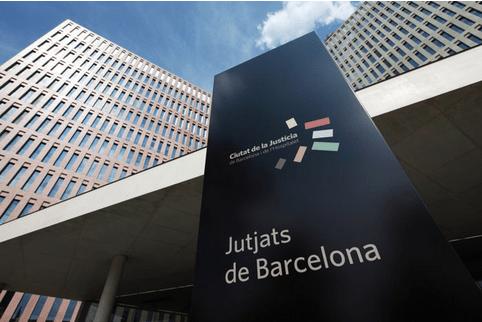 Resultado de imagen de Juzgado de Primera Instancia nº 16 de Barcelona (Familia)