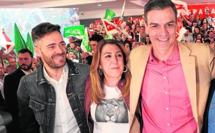 Sicilia remueve el avispero del PSOE andaluz | Diario Sur