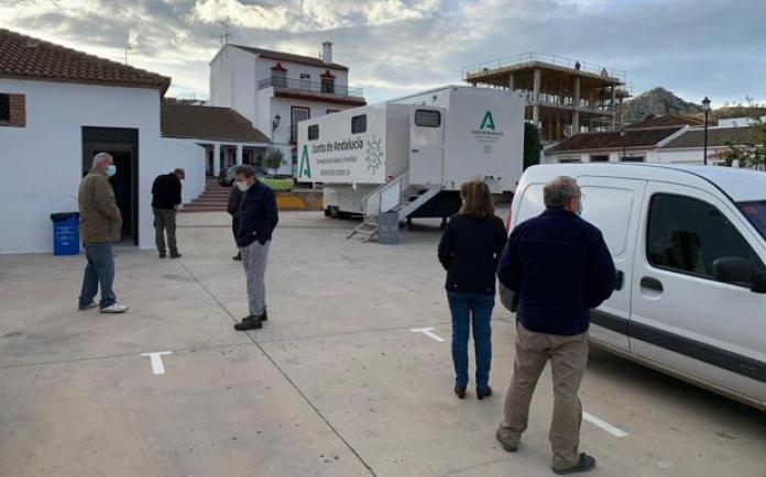 Cuevas del Becerro, primer municipio andaluz donde se hará la prueba PCR a  toda la población | Diario Sur