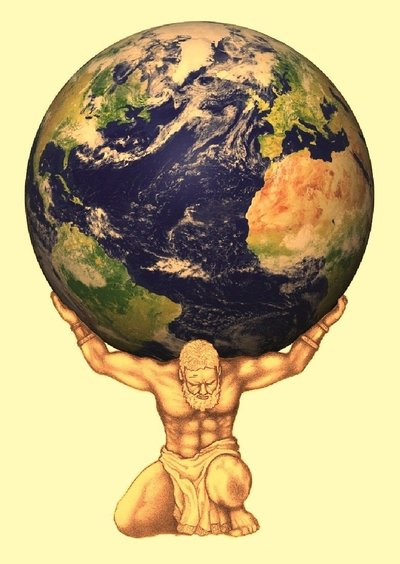 Image result for titan atlas