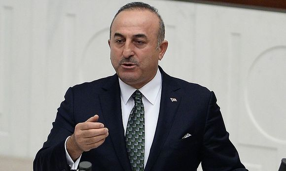 Türkischer Außenminister Mevlüt Cavusogl. Bild: Die Presse.com