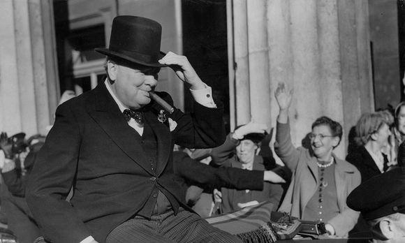 """Churchill: """"Lasst Europa auferstehen!"""" – aber ohne uns Briten"""