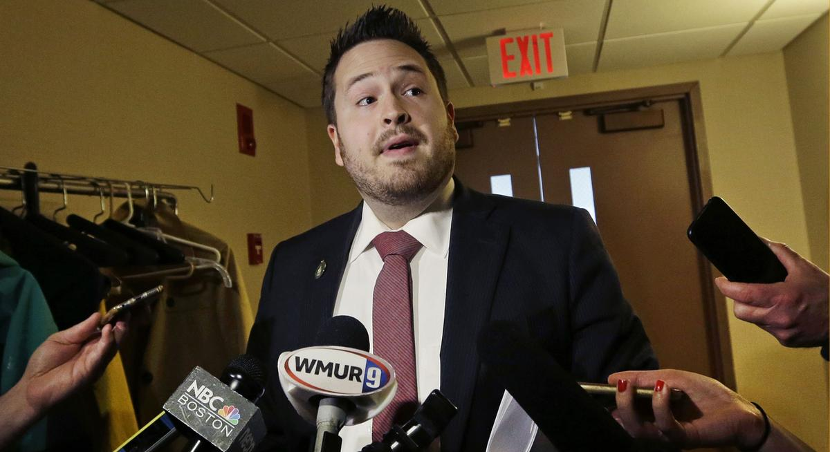 New Hampshire State Rep Who Created Reddits Red Pill Resigns