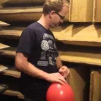 Popping A Balloon In A Room Designed To Completely Absorb Sound