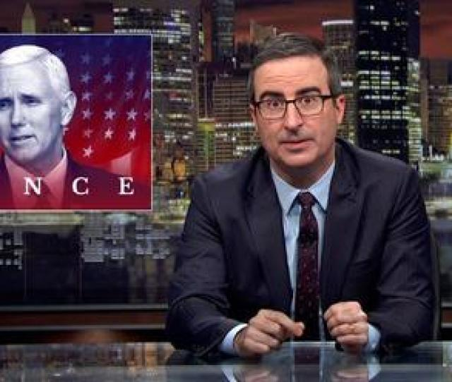 John Oliver Comes After Mike Pences Childrens Book And Makes It Delightfully Gay