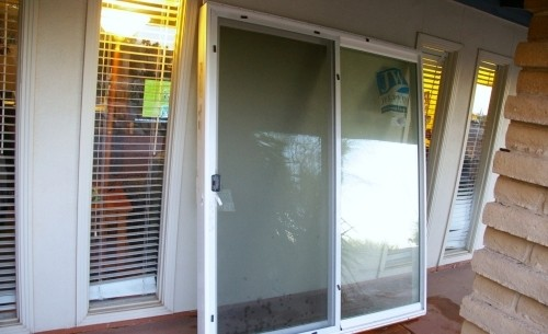 New Uninstalled 6 Ft Jeld Wen Patio Sliding Door