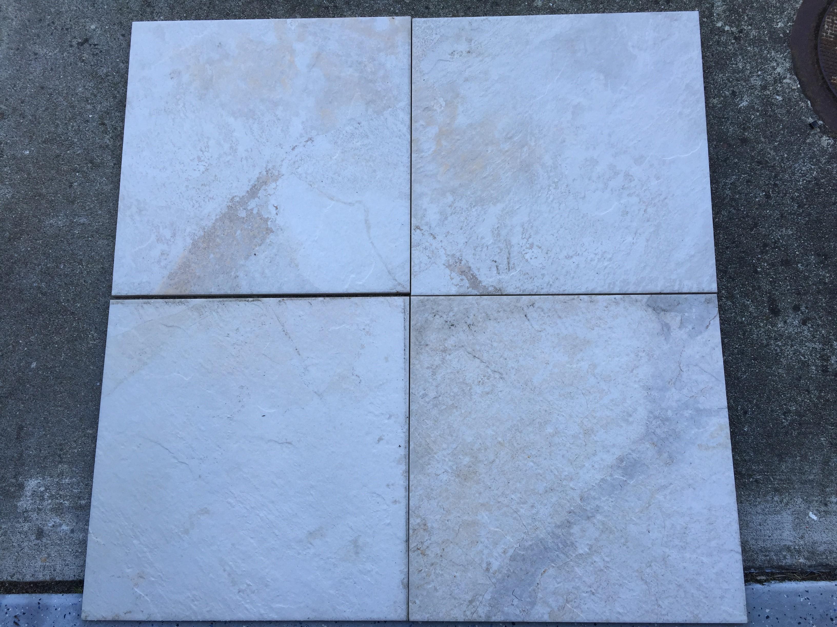ivetta white floor or wall tile