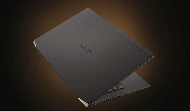 VAIO Z Carbon Fiber build