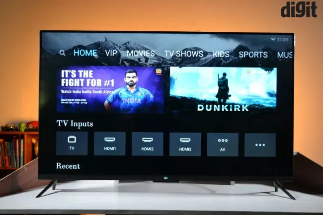 Xiaomi Mi Smart TV