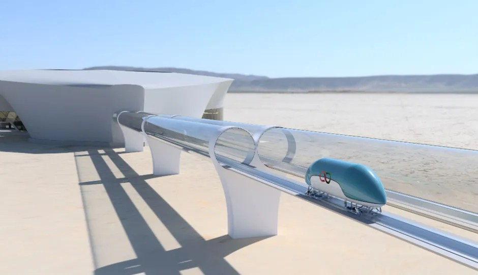 Meet the team building a Hyperloop pod right here in India
