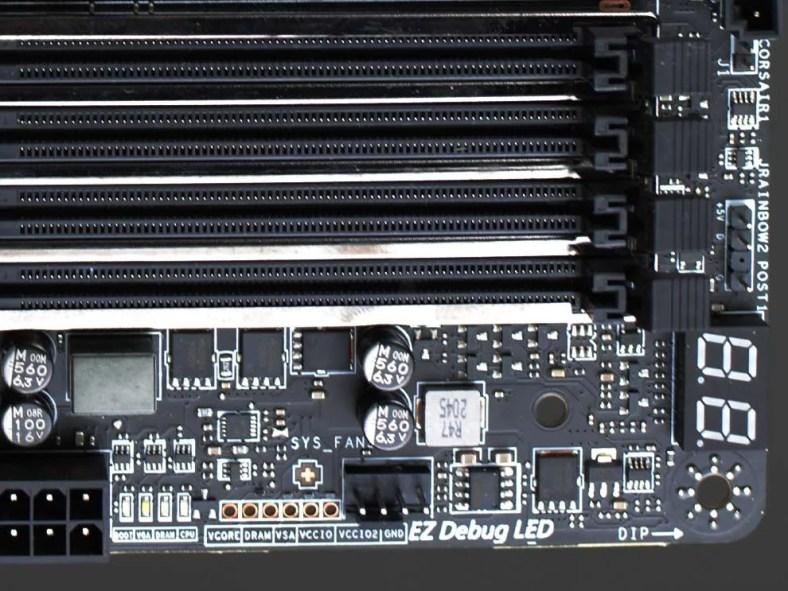 MSI MEG Z590 ACE Gaming Motherboard RAM for Intel 11th Gen