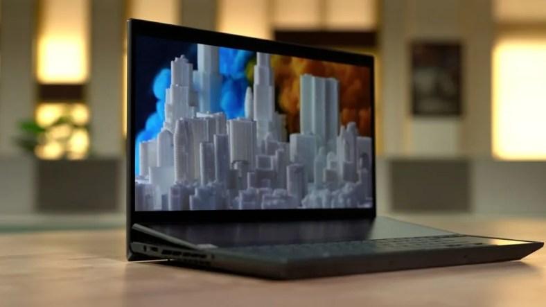 ZenBook Pro Duo 15 OLED Display