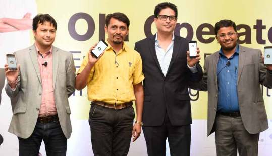 Ola introduces new operator app