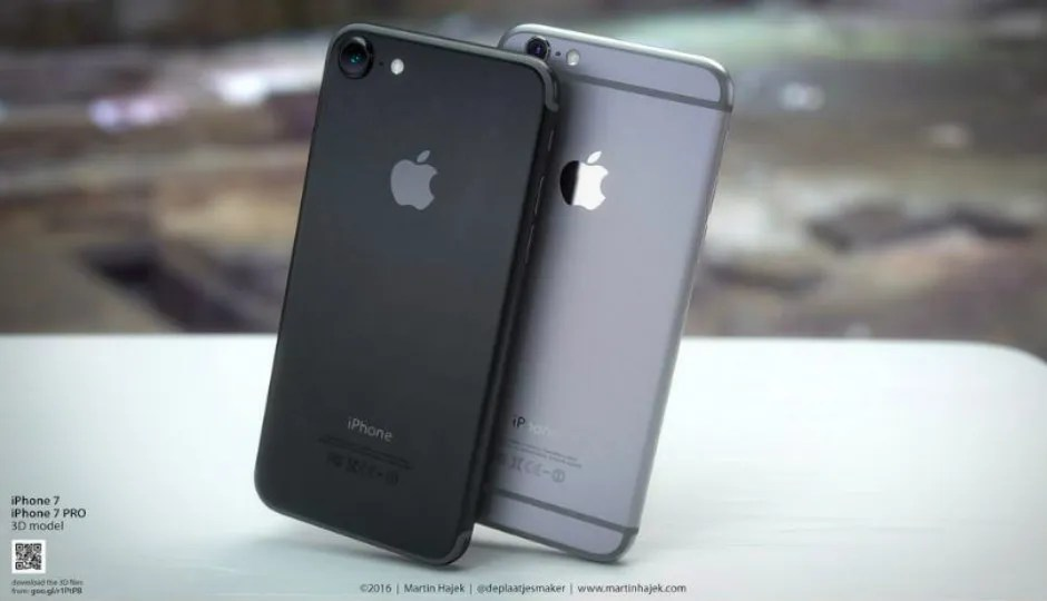 Do these iPhone 7 renders really make you want to buy one?
