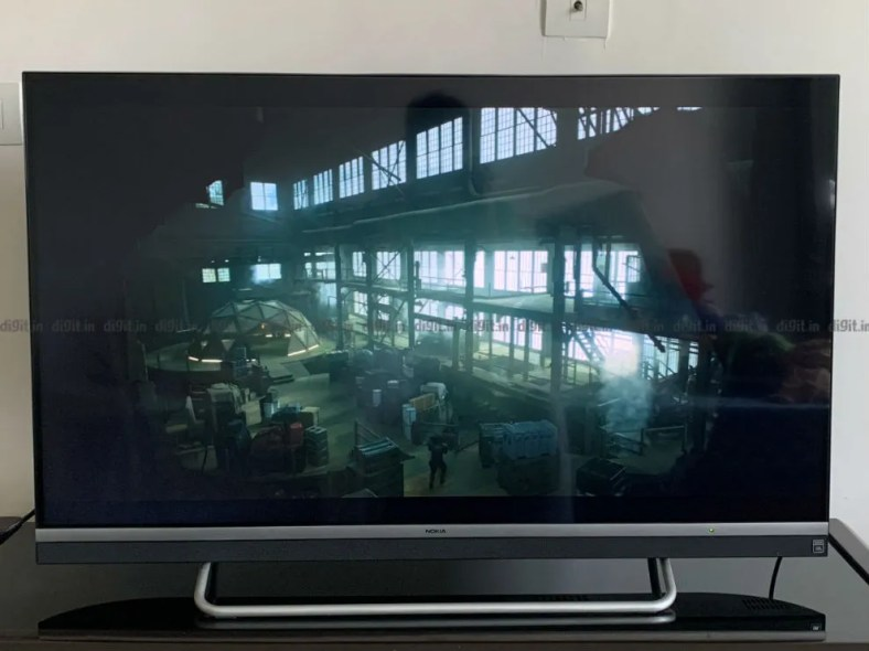 Dolby Vision content on the Nokia 43-inch TV