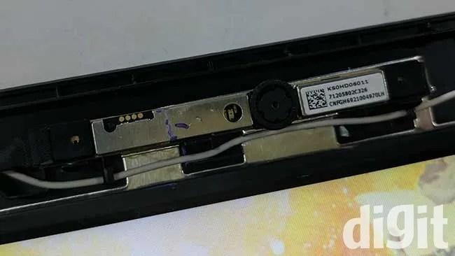 Acer Nitro V AN515-51 webcam