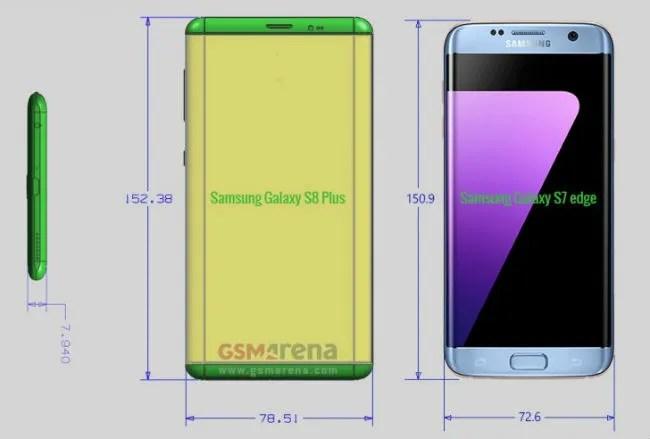 #Tetesi: Samsung Galaxy S8 na S8 Plus kuachiliwa mwezi Aprili mwaka huu.