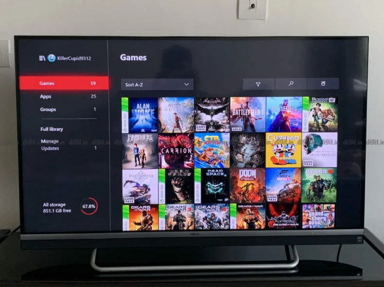 Nokia 43-inch TV can play games in HDR.