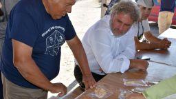 Археолозите са открили фрагмент от късна енеолитна флейта през