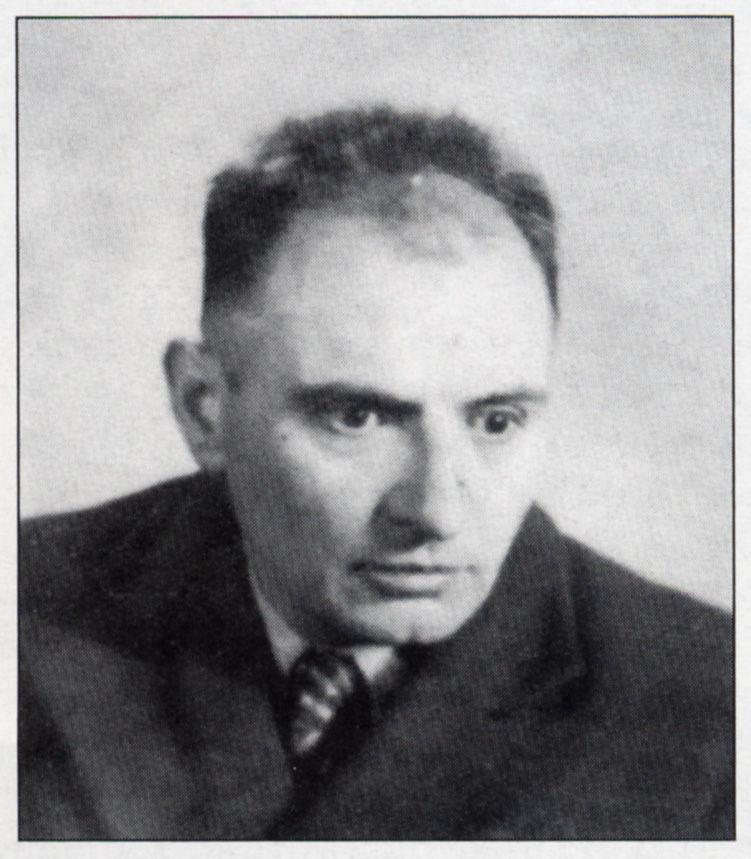 Последната снимка на Рашко Зайков, направена в Германия - преди да се върне в България през октомври 1944 г.