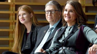 След съобщението за развода: как Бил и Мелинда Гейтс ще споделят огромното си състояние
