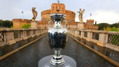 Футбол на континента: арени на Европа (снимка и видео)