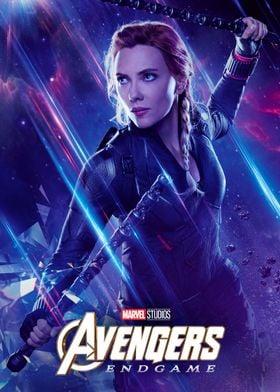 avengers endgame posters art set by