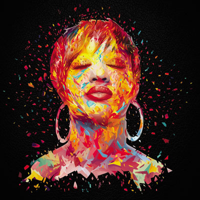 Rapsody - Beauty and the Beast EP Cover