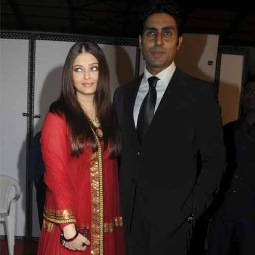 Real life couple Aishwarya, Abhishek Bachchan to come together for Happy Anniversary
