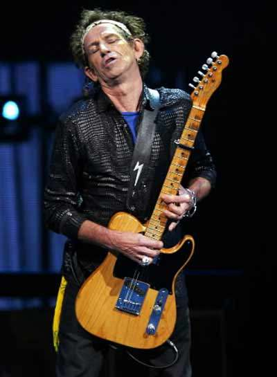 Keith Urban Guitar Strap