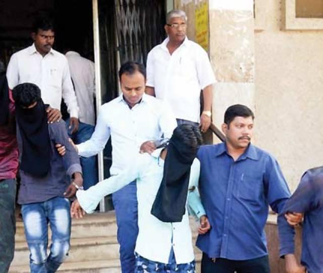Mumbai Drug Addicts Gang Rape  Yr Old In Front Of Husband In Jogeshwari
