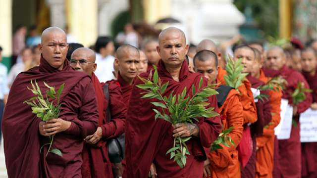 Image result for Radical Buddhists in Myanmar