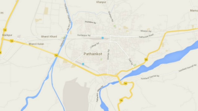 ... Terrorists launch attack on IAF base in Pathankot, fierce gunbattle on