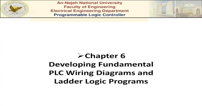 chapter6developing fundamental plc wiring diagrams and
