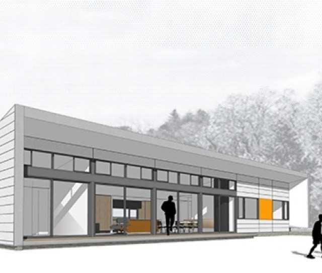 Architect Designed Home Plans Are Available To The Public At No Cost