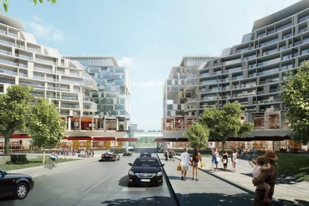 Private City Planned For Outer Brisbane